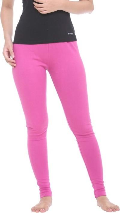 Colors & Blends Legging(Pink, Solid)