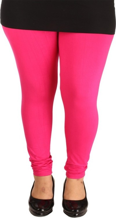Lady in Red Legging(Pink, Solid)