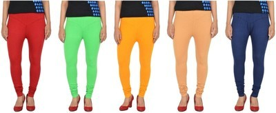 Penperry Legging(Multicolor, Solid)