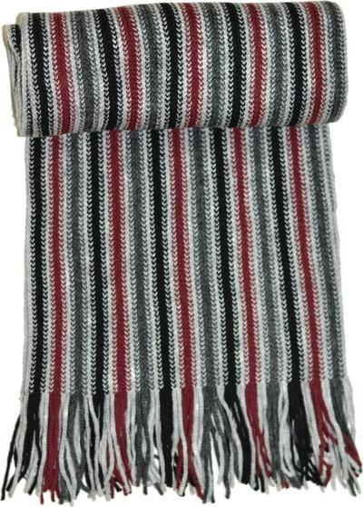 Blyss Striped Men & Women Muffler
